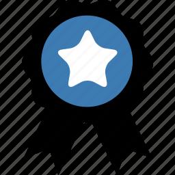 achievement, award, badge, seo icon