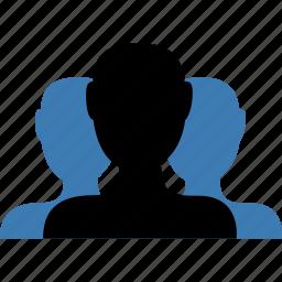 affiliate, group, seo icon