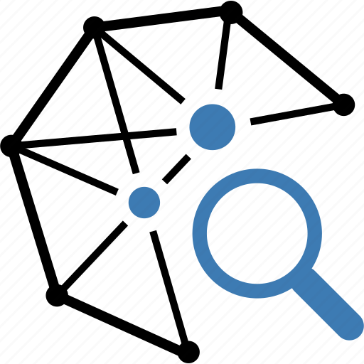 backlinks, search, seo icon