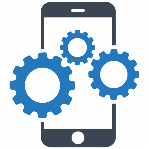 mobile, mobile marketing, seo, seo pack, seo services, settings, web design icon