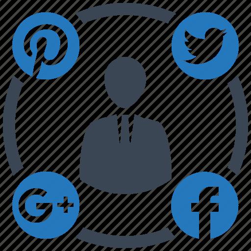 media, mobile marketing, seo, seo pack, social, web design, work icon