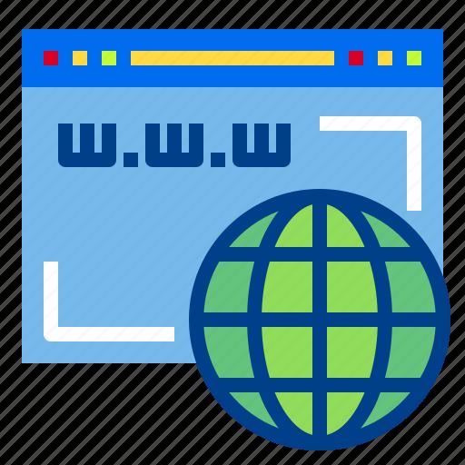 data, database, domain, server, storage icon