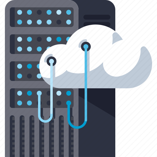 cloud, data, network, online, server, storage, web icon