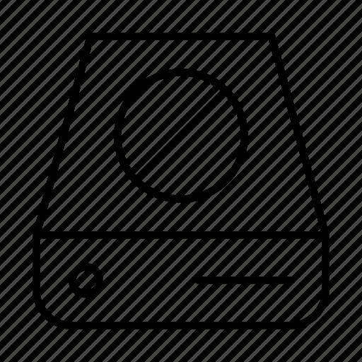 block, data, database, network, server, storage icon