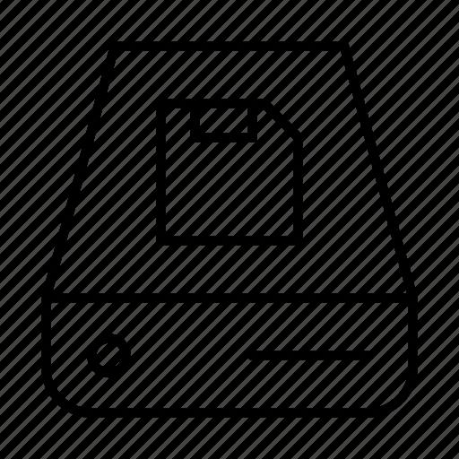 Data, database, network, save, server, storage, guardar icon - Download on Iconfinder