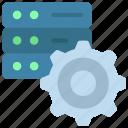 server, settings, servers, gear
