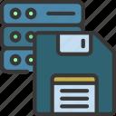 save, server, saved, storage