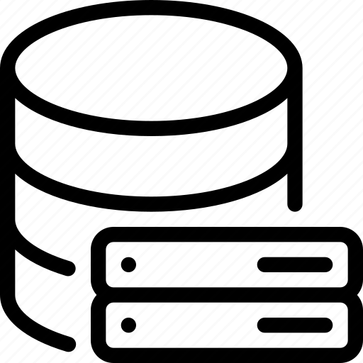 Database, server, data, information, storage icon - Download on Iconfinder