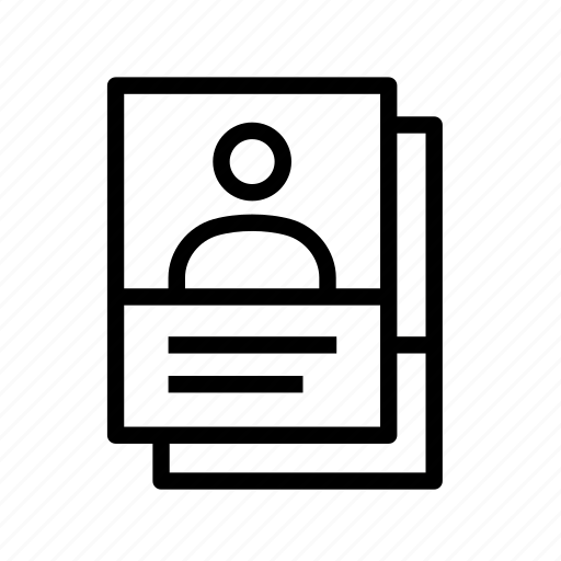 character profiles, co-designing, profile, service design, tool, user icon