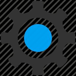 cog wheel, cogwheel, engineering, gear, mechanical, settings, technology icon