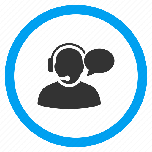Call center, chat, customer service, headset, message, operator, support icon - Download on Iconfinder