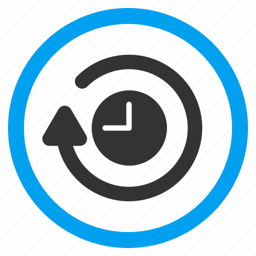 Clock, refresh, reload, repeat, rotation, round arrow, time icon - Download on Iconfinder