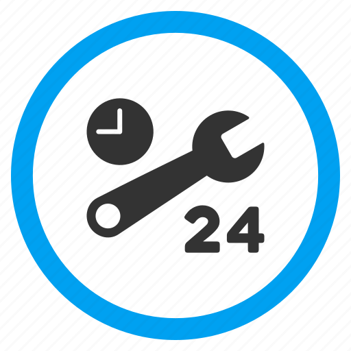business, clock, control, schedule, service hours, settings, work time icon