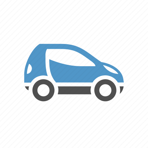 car, mini car, transport, utomobile, vehicle icon