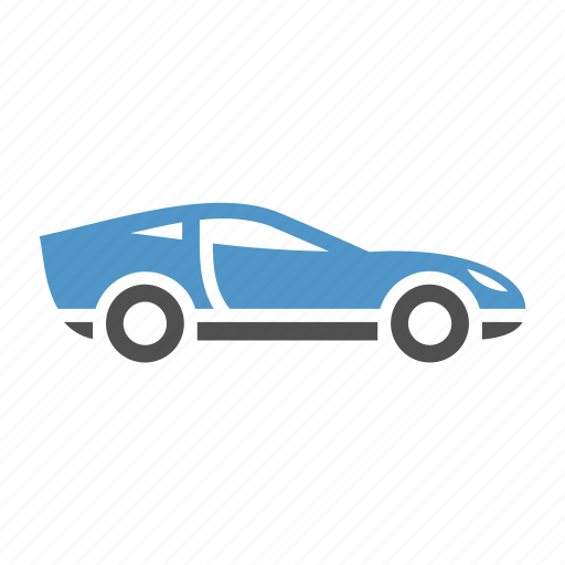 car, sport, transport, utomobile, vehicle icon