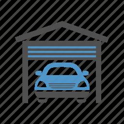 car, car services, garage, roadside services, transport, vehicle icon