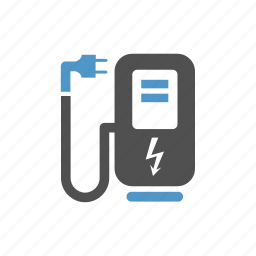 charger, charging electric vehicles, electric car, electric station, fueling station, gas station, gasoline station icon