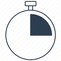 quick win, rate, speed, stopwatch, time icon