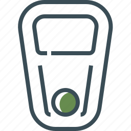 beer, can of beer, cap, outline icon