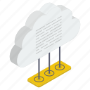 cloud computing, cloud network, cloud services, cloud storage, cloud technology icon