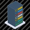 bitcoin dataserver, cryptocurrency datacenter, data hosting, data storage, dataserver icon