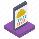 cloud computing, cloud hosting, cloud services, cloud storage, cloud technology icon