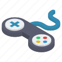 game controller, game equipment, gamepad, joystick, remote controller, volume pad icon