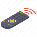remote, remote control, tv remote, wireless controller, wireless remote icon