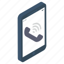 mobile ringing, incoming call, calling, phone call, mobile call icon