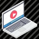 internet video, online video, video marketing, viral video, web video icon