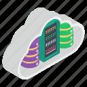 cloud computing, cloud hosting, cloud server, cloud storage, cloud technology icon