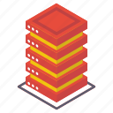 data hosting, datacenter, dataserver, dataserver rack, datmobile a storage icon