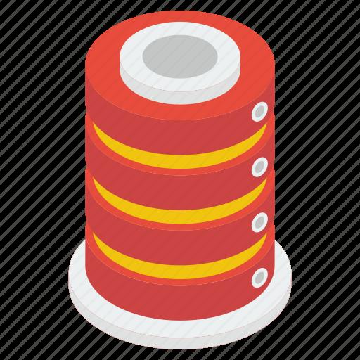 data center, data storage, database backup, database storage, storage backup icon