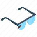 eyeglasses, eyewear, glasses, spectacles, sunglasses, sunspecs icon
