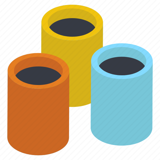 paint, paint buckets, paint cans, paint container, paint equipment, painting tools icon