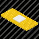 adhesive, band aid, bandage, patch, plaster icon