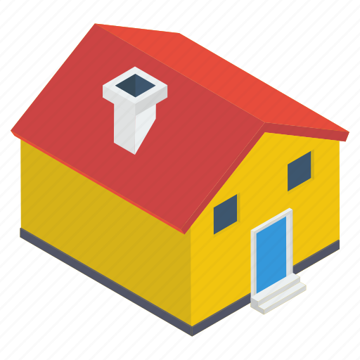 dwelling, home, house, hut, real estate icon