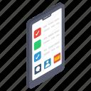 documents, list, mobile checklist, plan list, task list, todo list icon