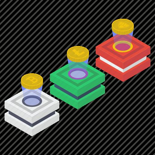 bitcoin, bitcoinchain, coin, cryptocurrency, digital currency, litecoin icon