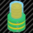 bitcoin, bitcoinchain, btc, coin box, cryptocurrency, digital currency icon