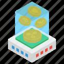 bitcoinchain, btc, coins box, cryptocurrency, digital currency, ripple coins