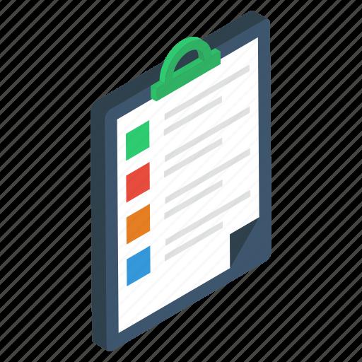 checklist, memo pad, task complete, verified document, verified list icon