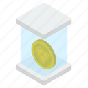altcoin, bitcoinchain, btc, coin box, cryptocurrency, digital currency icon