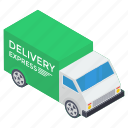 cargo, delivery van, logistic delivery, shipment, shipping truck icon