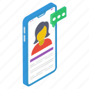 live call, mobile video call, online communication, video call, video chat icon