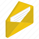 correspondence, envelope, letter, mail, message
