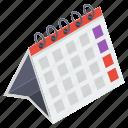 agenda, almanac, calendar, schedule, timetable