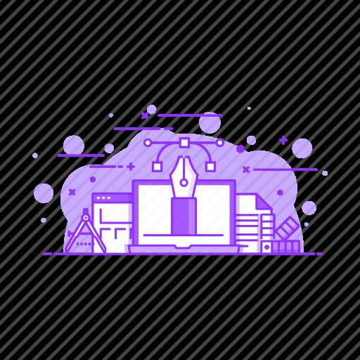 art, design, graphic, paint, tool, tools icon