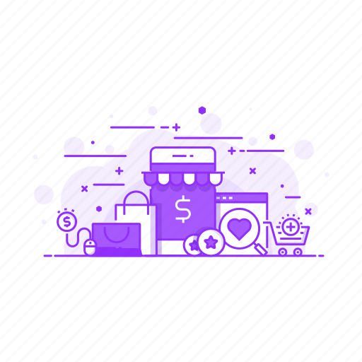 ecommerce, online, shipping, shop, shopping icon