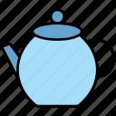 drink, kettle, kitchen, tea, teapot icon